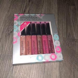 NEW Smashbox Beyond Beauty Lip Gloss Set